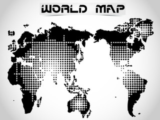 WORLD MAP AND EARTH GLOBES 2
