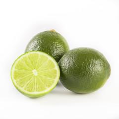 Fresh lime green