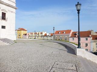 OLd Post Lisbon Portugal