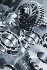engineering gears, bearings and pinions
