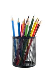 Crayon in pencil box