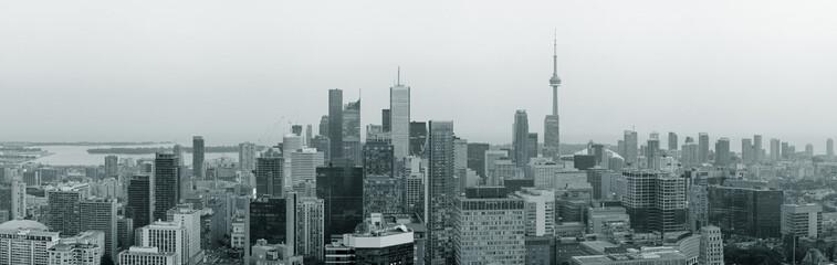 Fotomurales - Toronto dusk