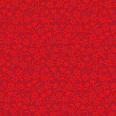 Chinese red background