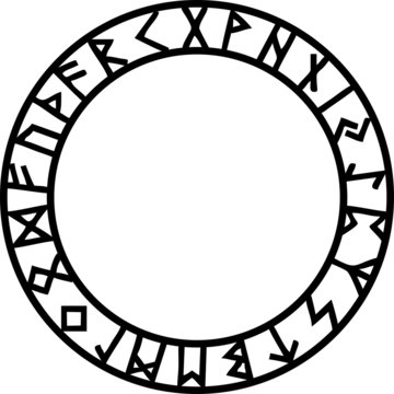 Runen Kreis, Rahmen