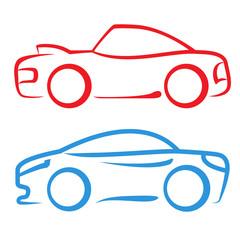 Wall Mural - Sportauto - sports car