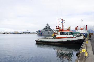Port of Reykjavik