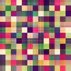 square geometric seamless pattern