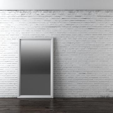 Interior with mirror