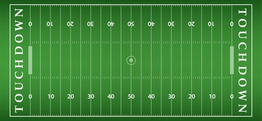 american football field background. soccer field