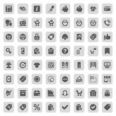 shopping iconset