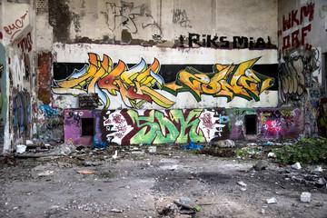 Graffiti *** HDR1