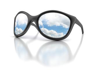 Sky in Glasses
