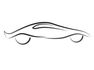 Zukunft Technik Auto Tribal Logo