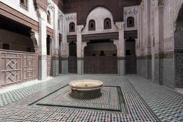 Papiers peints Maroc Fez, Marocco