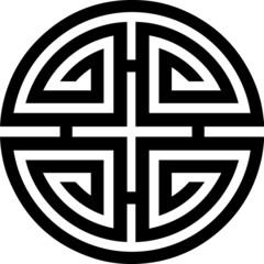 Four Blessings, 4 Segnungen, Chinesischer Glücksbringer
