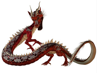 Red Jewel Dragon