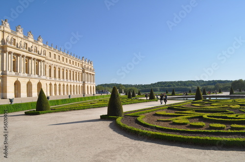Jardin Du Chateau De Versailles Stock Photo And Royalty Free Images