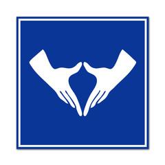 Cartel simbolo feminismo