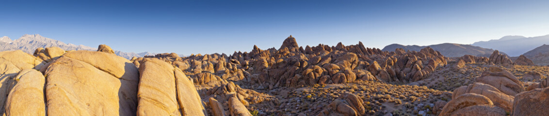 American Wilderness, Alabama Hills, California