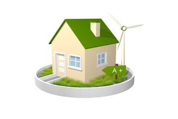 Maison eco friendly