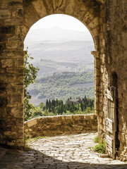 Fototapeta Tuscany