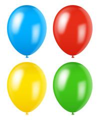 Ballons vectoriels 2
