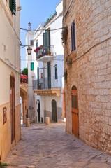 Alejki. Conversano. Puglia. Włochy. - 56576466