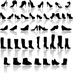 Типы обуви