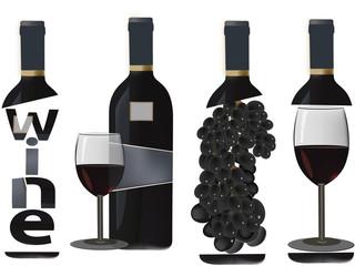 wine. vino