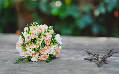 Stylish bridal Bouquet