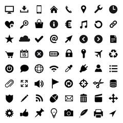 Modern Web Icon-Set