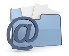 folder icon email
