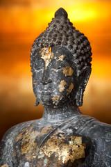Buda dorado en Tailandia