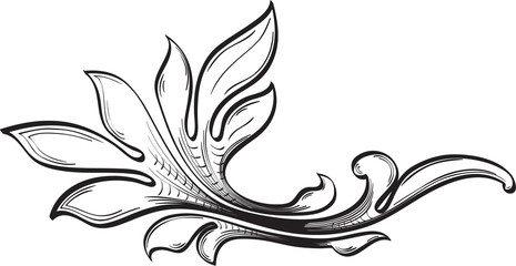 Classical Leaf