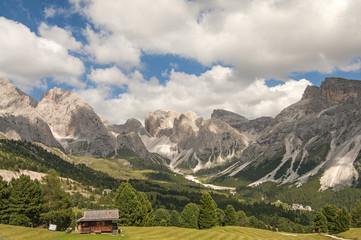 Wall Mural - Montagna,Dolomiti,Val Gardena,Alto Adige,Italia