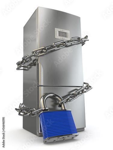 Купить замок для холодильника