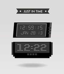 just in time design