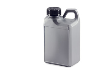 canister with oil. auto parts