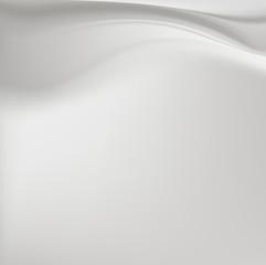 Grey silk background with soft folds
