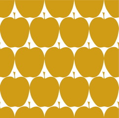 abstract pattern apple vector
