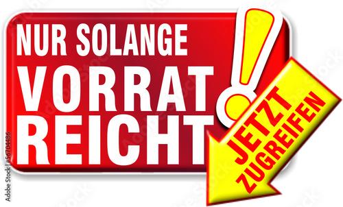 Nur Solange Vorrat Reicht Stockfotos Und Lizenzfreie Vektoren Auf
