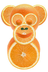 Oranges & monkey