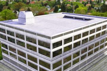 Bürohaus - 3D Render