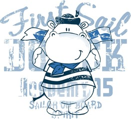 hippo sailor 4