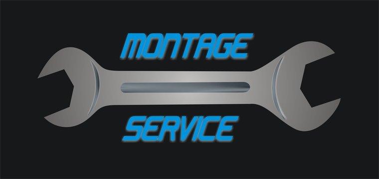Montage Service Werkzeug