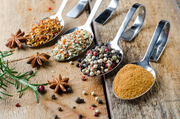 mix spices