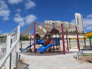 Playground,Jerusalem,Israel
