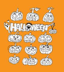 halloween background,  halloween pumpkin