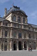 Pavillon de l'Horloge, Palais du Louvre