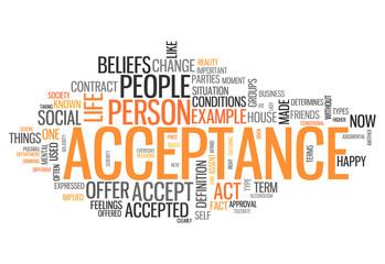 Acceptance | Define Acceptance at Dictionary.com